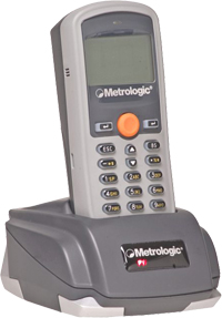 Physical inventory scanner point of sale hardware is wireless allowing you to scan inventory anywhere.