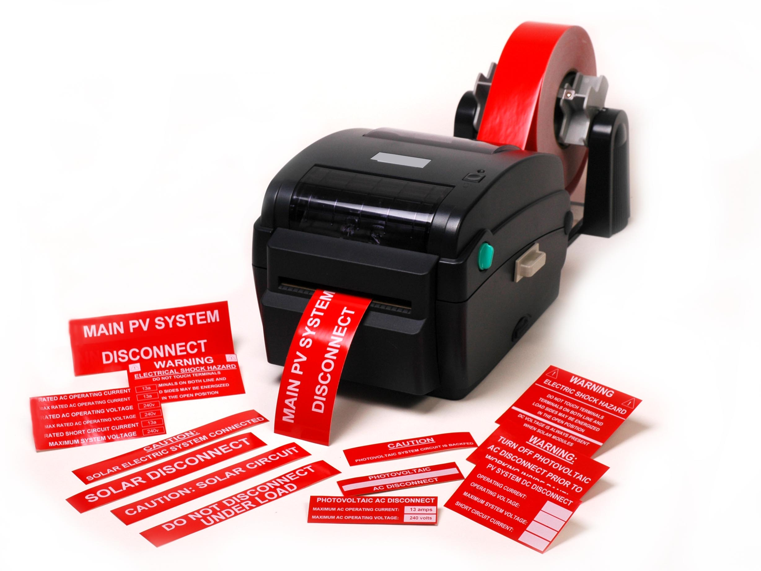 Tag printer Point of Sale hardware allows you to enter merchandise information faster and more accurately.